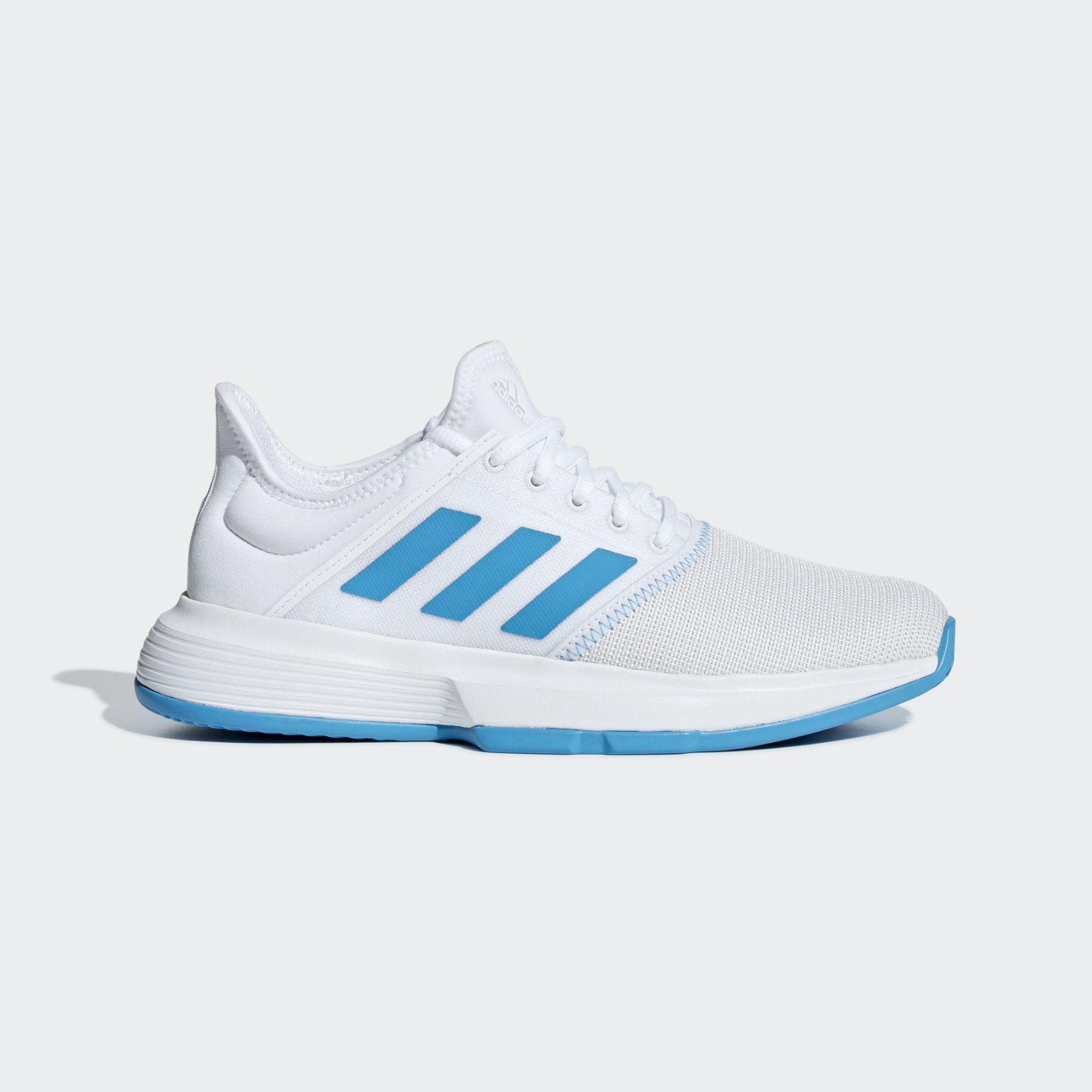 Adidas Gamecourt Shoes Women Cg6367 By Lazada Retail Adidas Official Store.