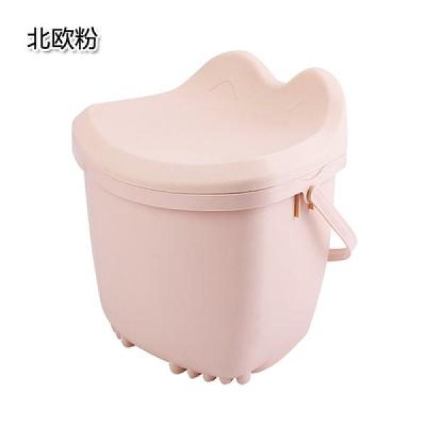 Multi-functional Storage Feet Bench Creative Backrest Feet throw pillow Stool Toy Storage Chair Can Sit People Stool