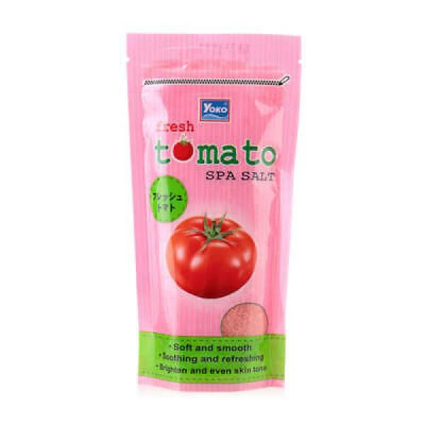 Buy Yoko Tomato Spa Salt 300g x 2 packets Singapore