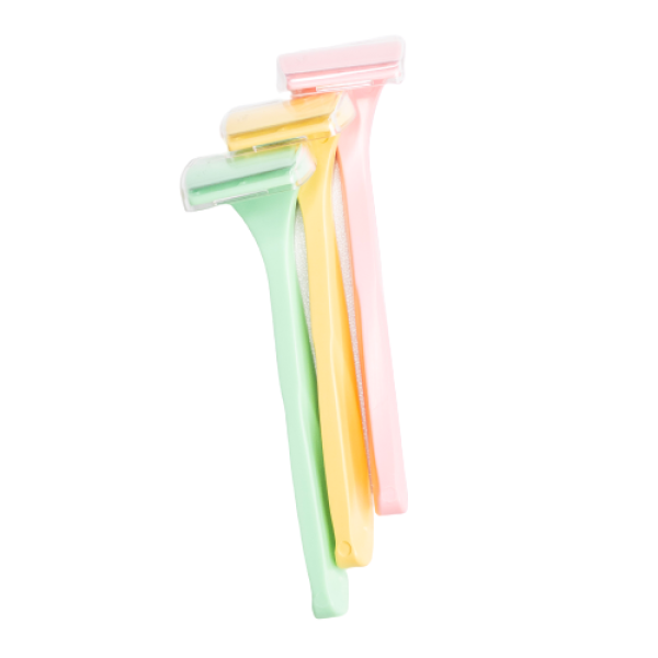 Buy Japanese Mini Razor for Eyebrow T-type 3 pieces (Pack of 2) Singapore