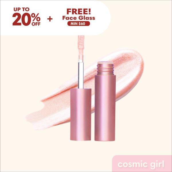 Buy Sunnies Face Face Glass [Weightless Iridescent Liquid Luminizer/Highlighter] Singapore