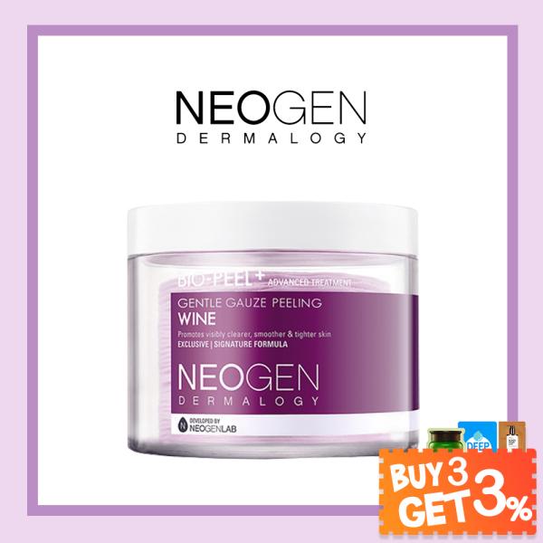 Buy NEOGEN// Dermalogy BIO-PEEL Gauze Peeling Wine 30 Pads Singapore