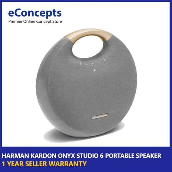 Harman Kardon Onyx Studio 6 Portable Bluetooth Speaker Singapore