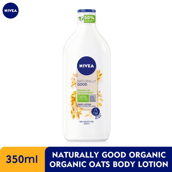 Buy Nivea Body Care Naturally Good Oat Lotion 350ml Singapore