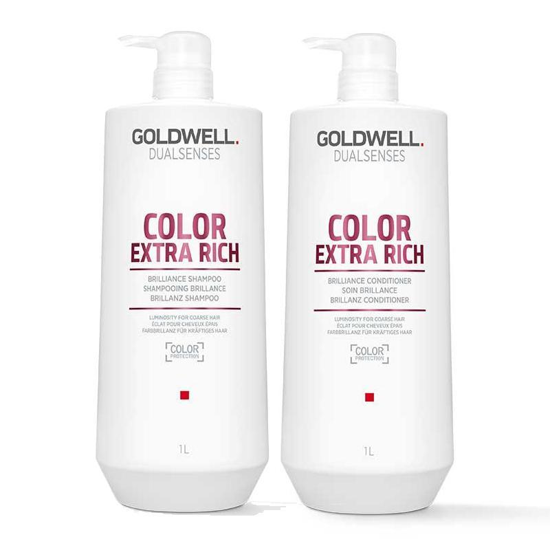 Buy Goldwell DualSenses Color Extra Rich Shampoo and Conditioner Duo Set Singapore