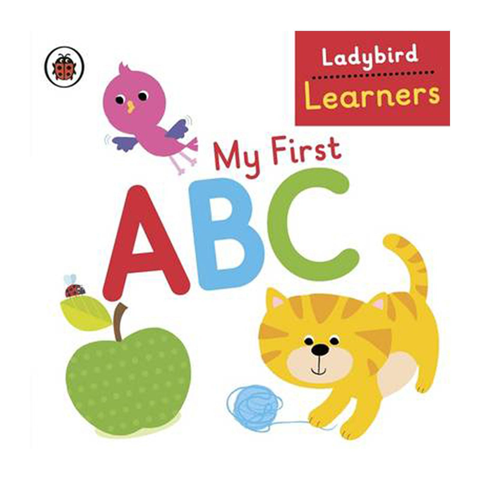 My First ABC: Ladybird Learners (Board Book)