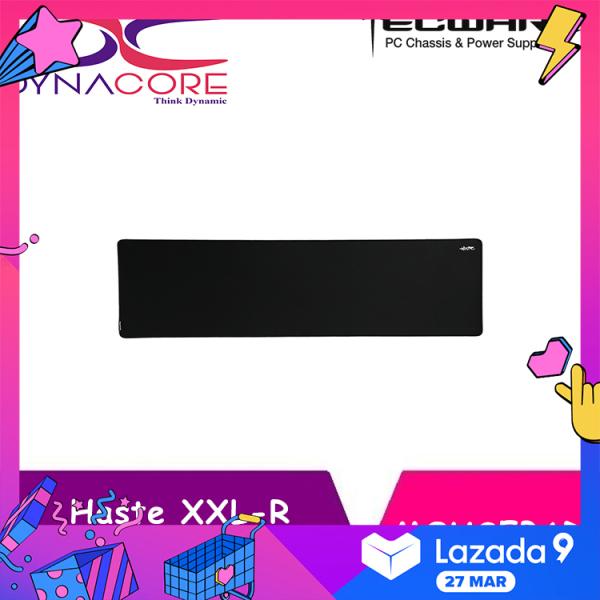 DYNACORE - Tecware Haste XXL-R Rough Extended Mouse Mat | XXL Rough