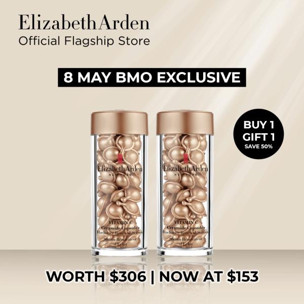 Buy Elizabeth Arden Ceramide Vitamin C Radiance Renewal Duo Pack Set (worth $306) Singapore