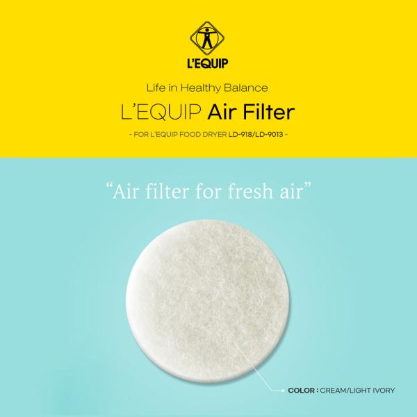 LEQUIP LEQUIP Air Filter - LD-918/109/3018/9013 Singapore