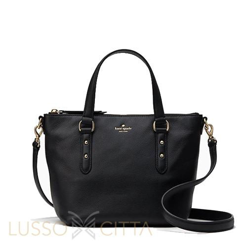 3439044ab NEW ARRIVAL Kate Spade Larchmont Avenue Small Penny Leather Crossbody Bag