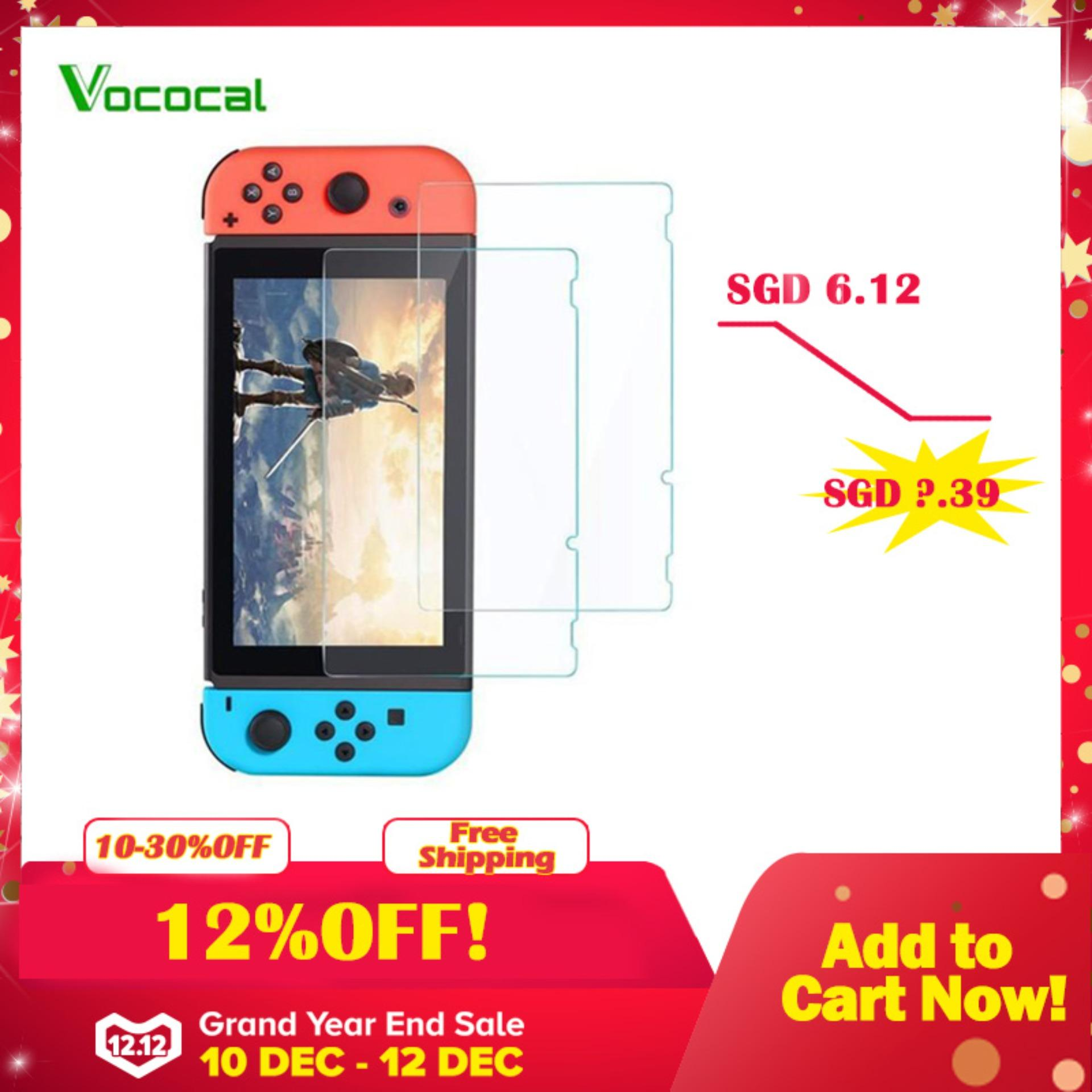 Buy High Quality Nintendo 3ds Gaming Lazada Pokemon Tournament Dx Us English Switch 2 Pcs Tempered Glass Thin Screen Protector Film Cover For Anti Scratch