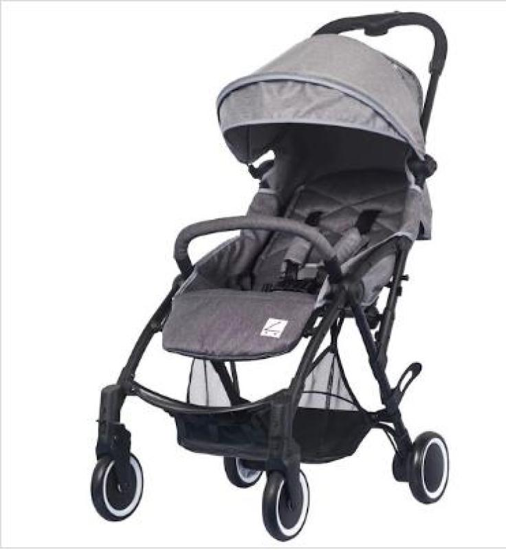 Prego S302 Airplane Mode Series Stroller Cabin Size Age 0-4 Singapore