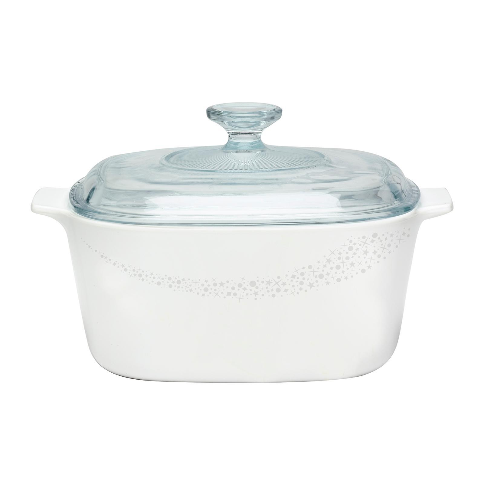 Corningware 3L Covered Casserole (Design: Moonlight)