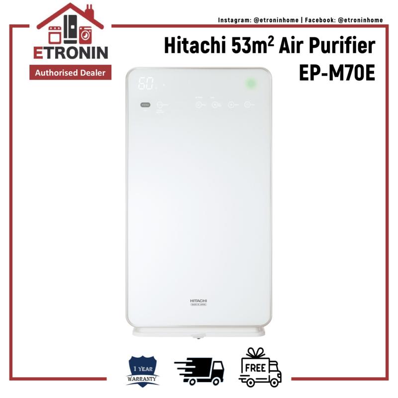 Hitachi 53m2 Air Purifier EP-M70E Singapore