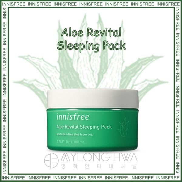 Buy [ Innisfree ] Aloe Revital Sleeping Pack 100ml Singapore