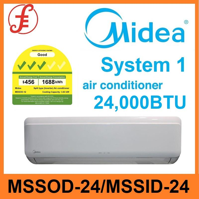 Latest Midea Air Conditioners Products   Enjoy Huge Discounts