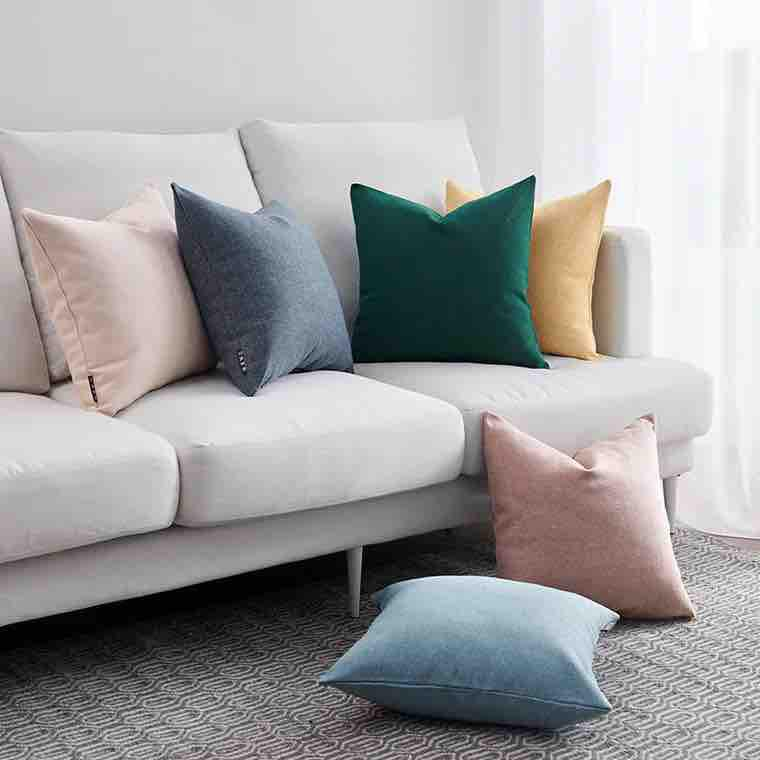 [Ready Stock] Hotel Quality Nordic Cushion Cover / 2019 / Chinese New Year