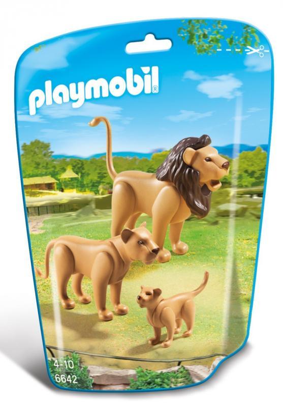 PLAYMOBIL 6642 Lion Family