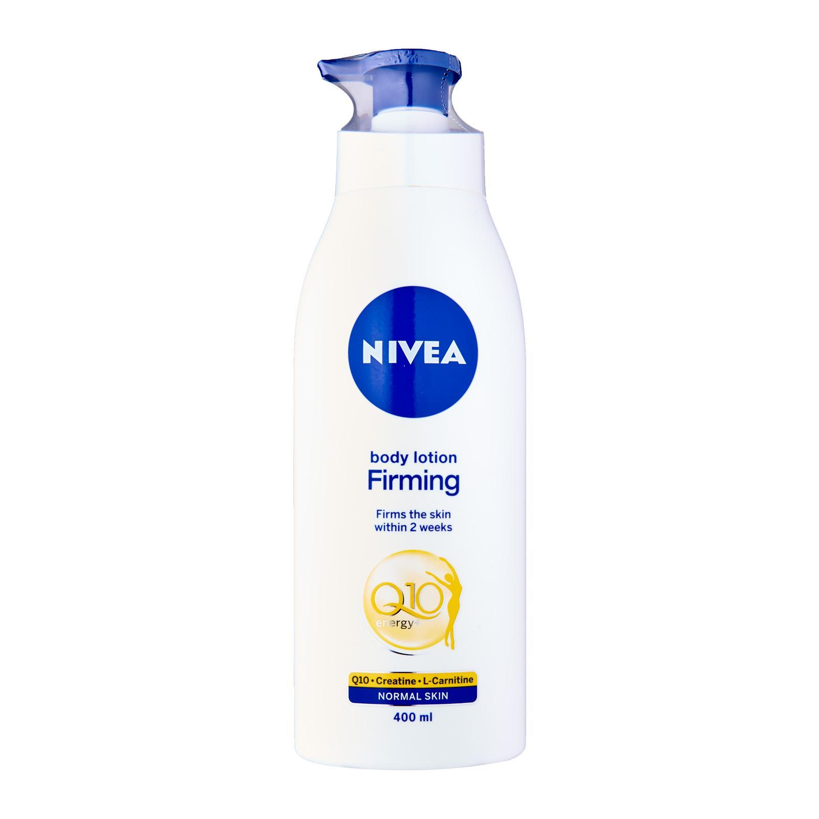 Nivea Body Care for Women Lotion Firming Body Lotion Q10 Plus