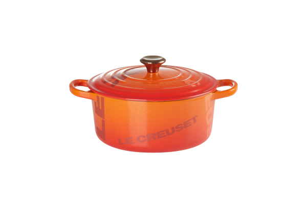 Le Creuset Round French Oven 22cm (Big Logo Series) Singapore