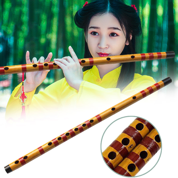 DJANP for Students for Beginner National Handmade Bamboo Instrument Flute Musical Malaysia