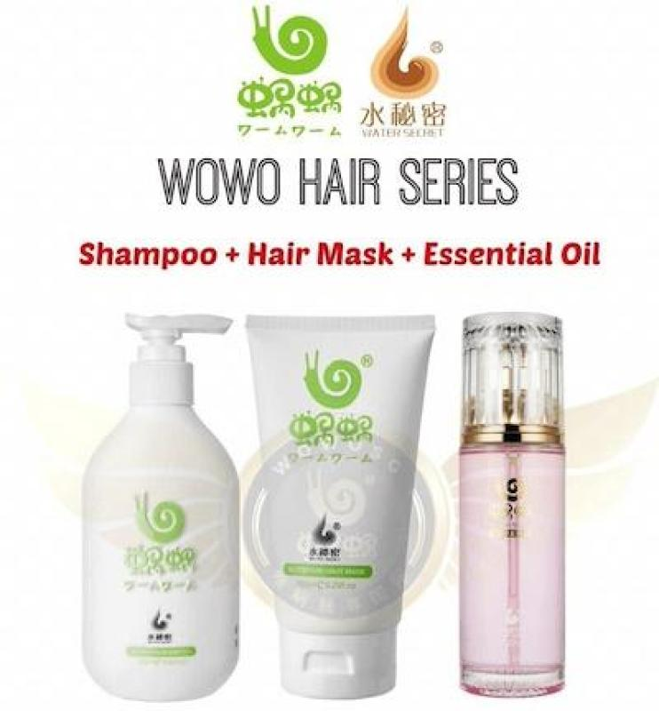 Buy Wou Wou / WoWo Hair Care Bundle Singapore