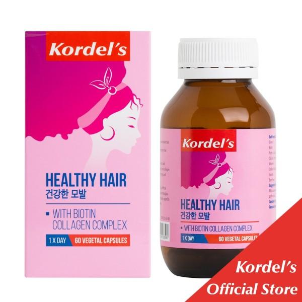 Buy Kordels Healthy Hair 60s(Expiry date: 03/2022) Singapore