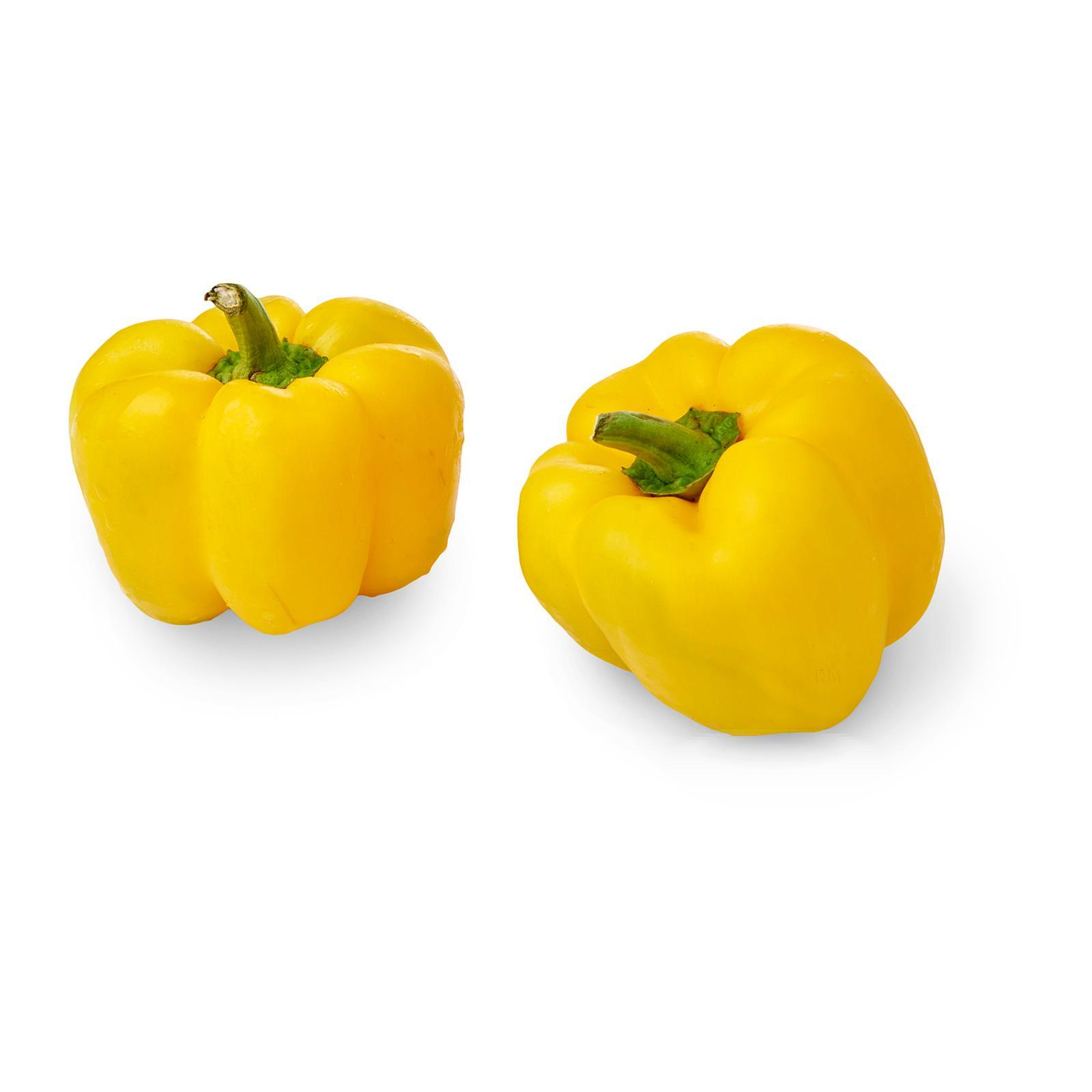 Thygrace Yellow Capsicum - 2 Pieces By Redmart.