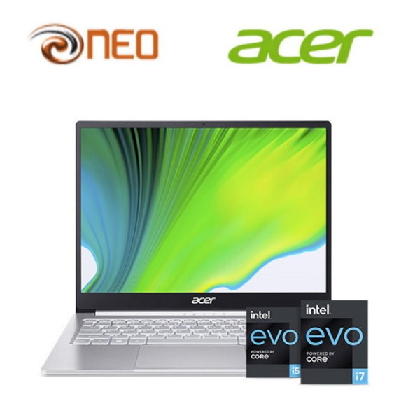 Acer NEW Swift 3 SF313-53-54KJ 13.5 inch 2K (2256 x 1504) IPS Laptop with Latest 11 Gen Processor and 16GB RAM