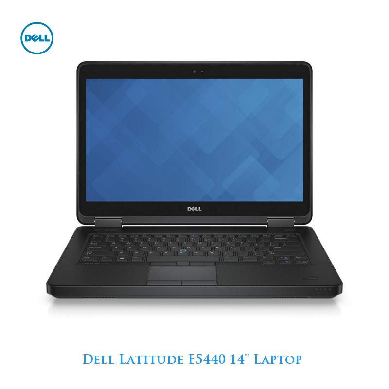 Dell Latitude E5440 Laptop / i5-4310U #2.0Ghz /8GB RAM / 500GB HDD / 14in / Win 10 Pro /One Month Warranty /Used