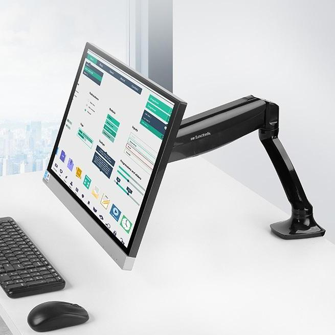 Loctek Premium Single Monitor Mount VESA Arm (Model DLB502)