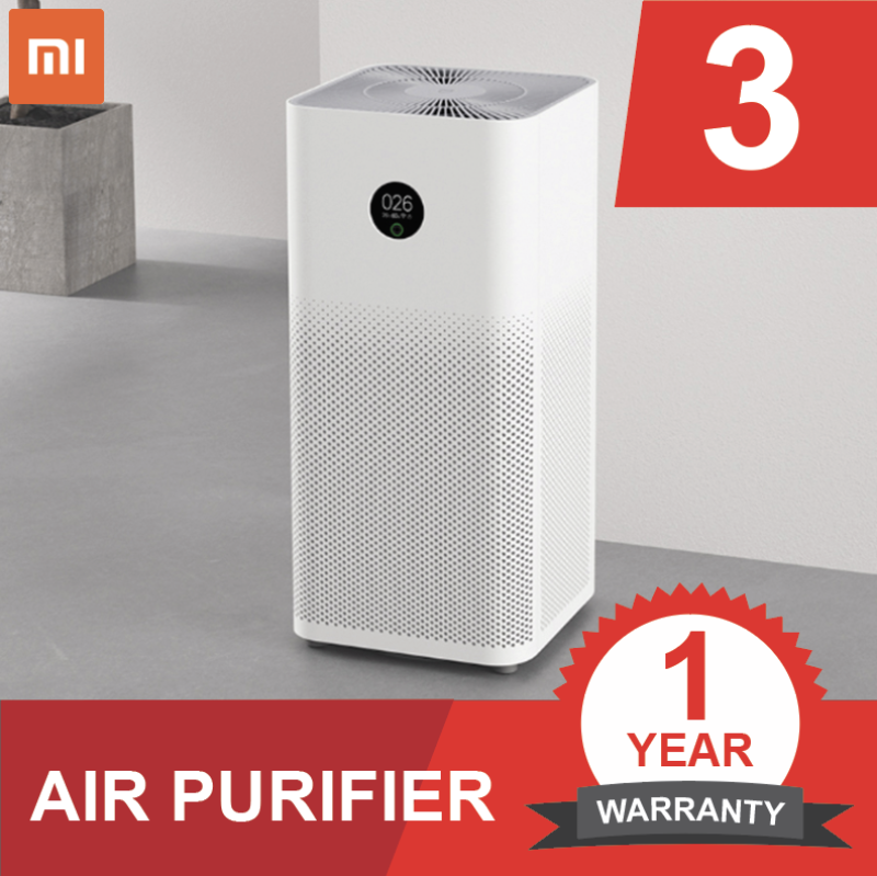 [READY STOCKS!] Xiaomi Air Purifier 3 Stronger and Wider Singapore