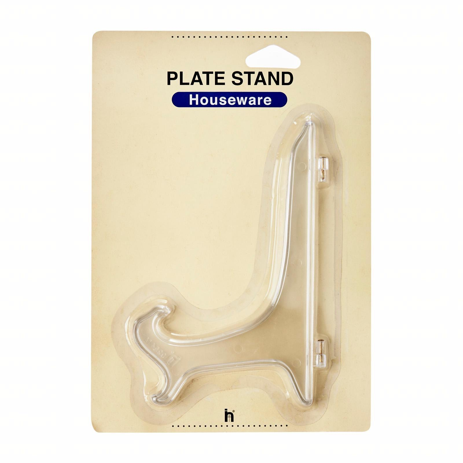 Vesta Plate Display Stand H16.5Cm (6Pc)