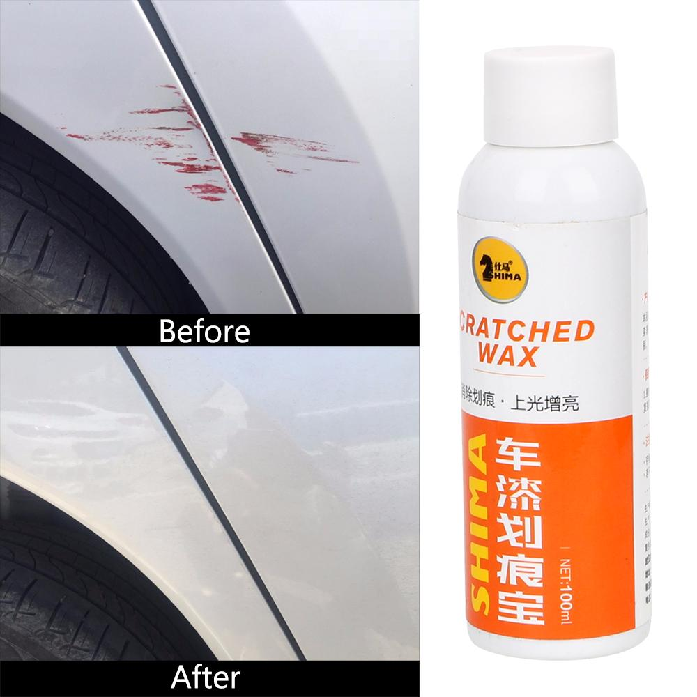 Engines & Engine Parts Accessories Car Wax Premium Vehicle Paint Scratch Removal Car Maintenance Wax Depth Repair Color Magic Paint Polishing Care Motorcycle Accessories & Parts