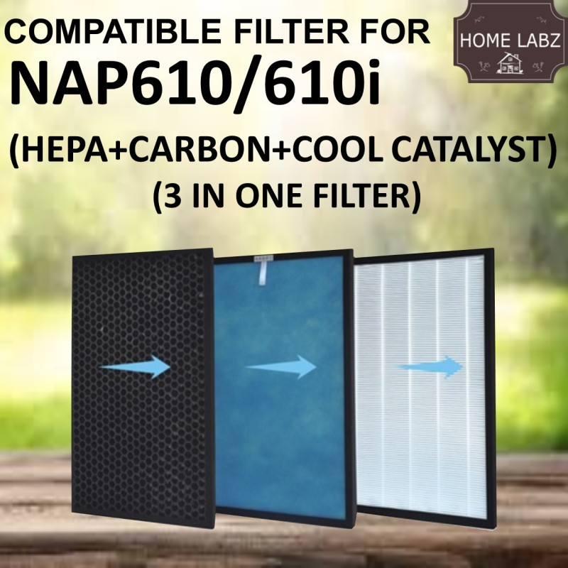 Compatible Filter for NAP610 NAP610i Singapore