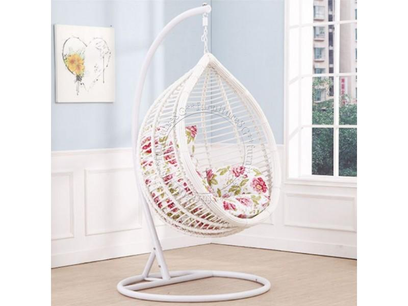 White Color Hanging Chair