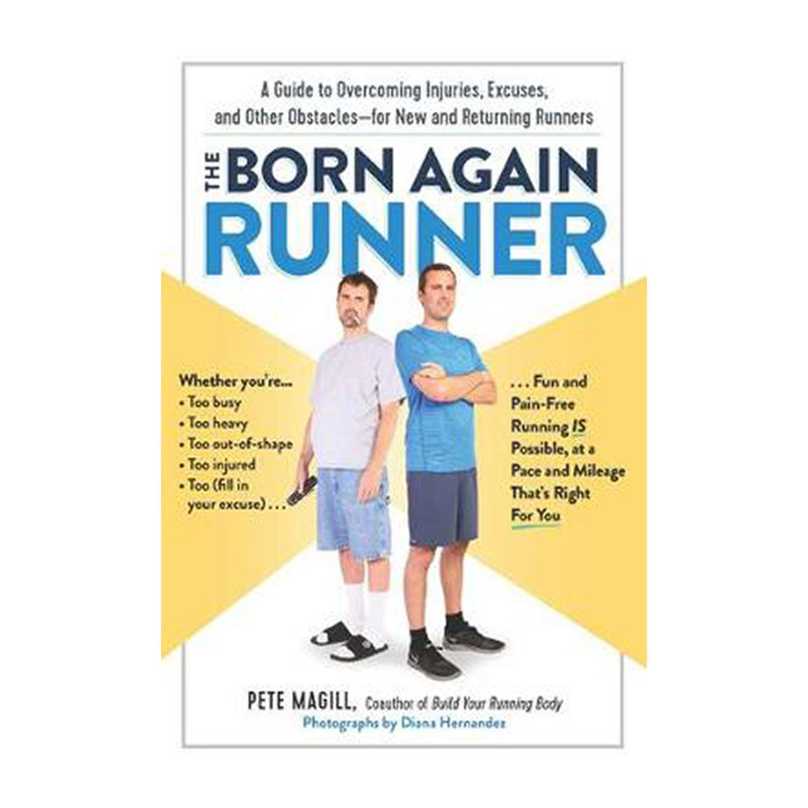 The Born Again Runner (Paperback)