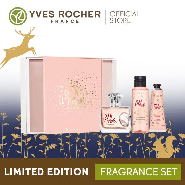 Buy Yves Rocher Oui A Lamour EDP Fragrance Set Singapore