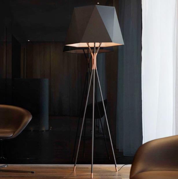 Simple Modern Creative Floor Lamp