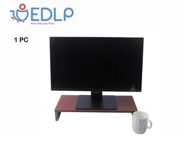 Basic Monitor Stand - Monitor Riser - Eye Level Stand For Monitors Or Laptops by EDLP