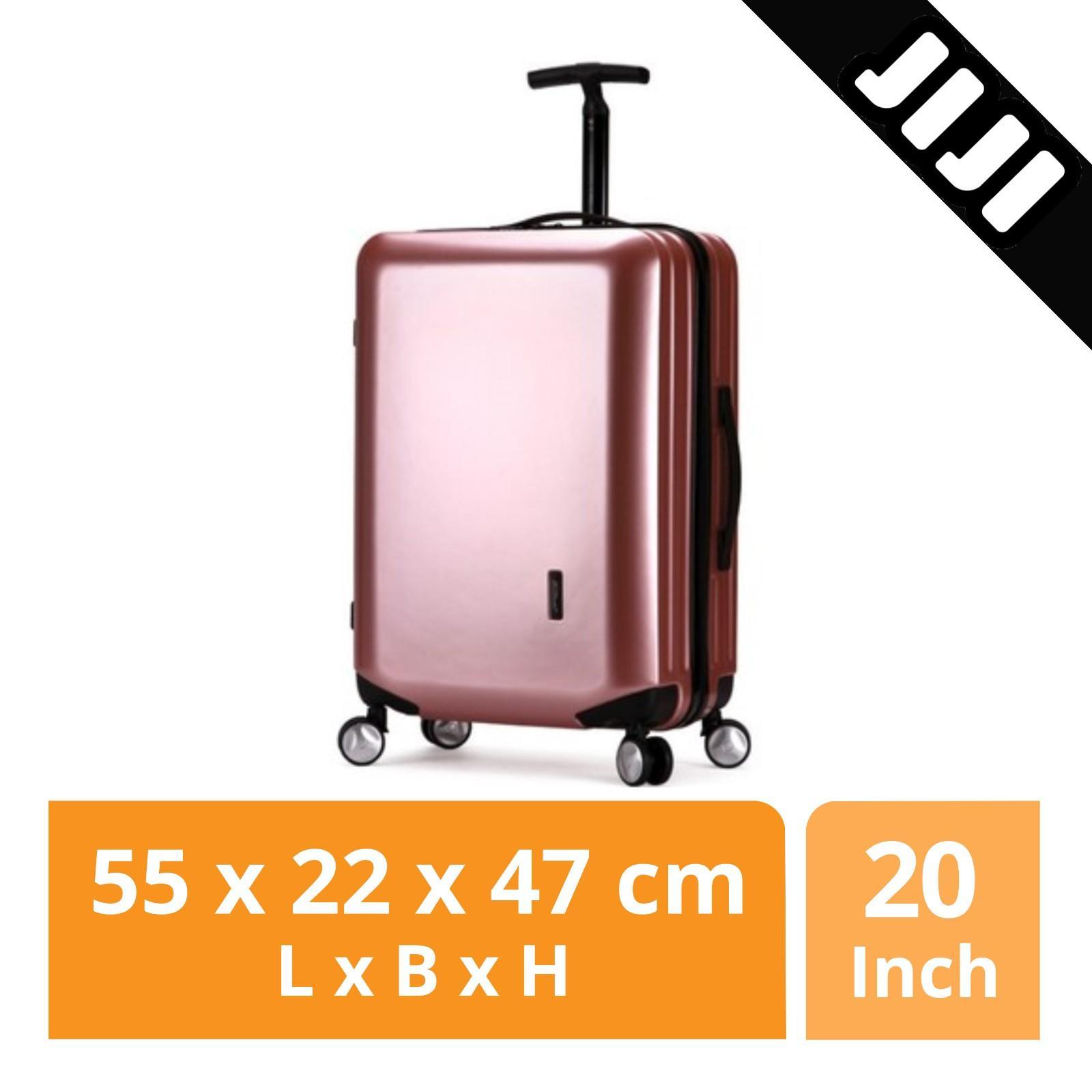 Jiji T Handle Business Luggage 20/24 Inch - Lightweight / Travel / Traveling (sg) By Jiji.