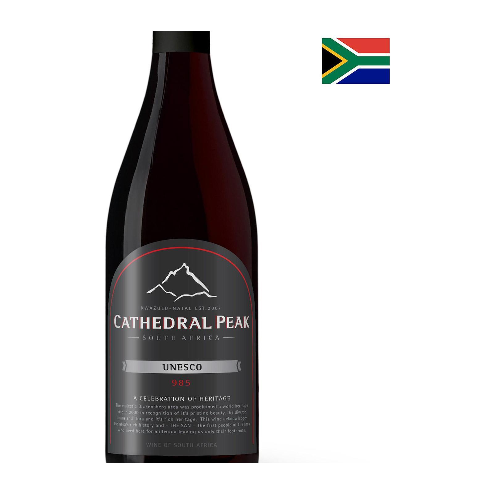 Cathedral Peak Estate Wines Unesco 985