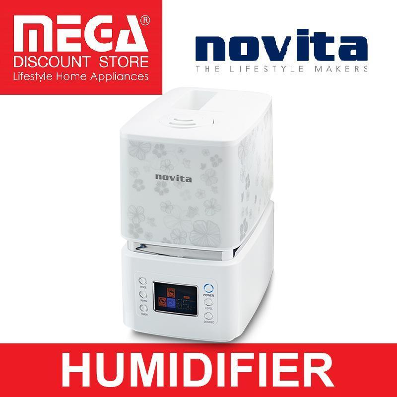NOVITA AIR HUMIDIFIER NH900 White Singapore