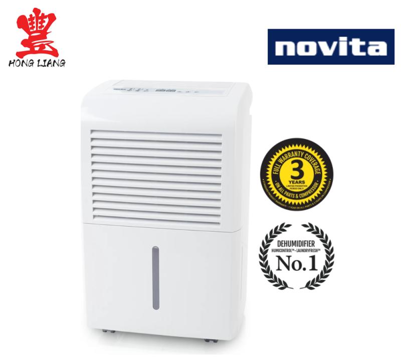Novita Dehumidifier ND690 with 3 Years Full Warranty Singapore