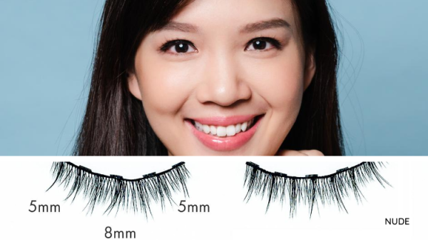 Buy [Design: NUDE] The LashDresser Magnetic Lashes Singapore