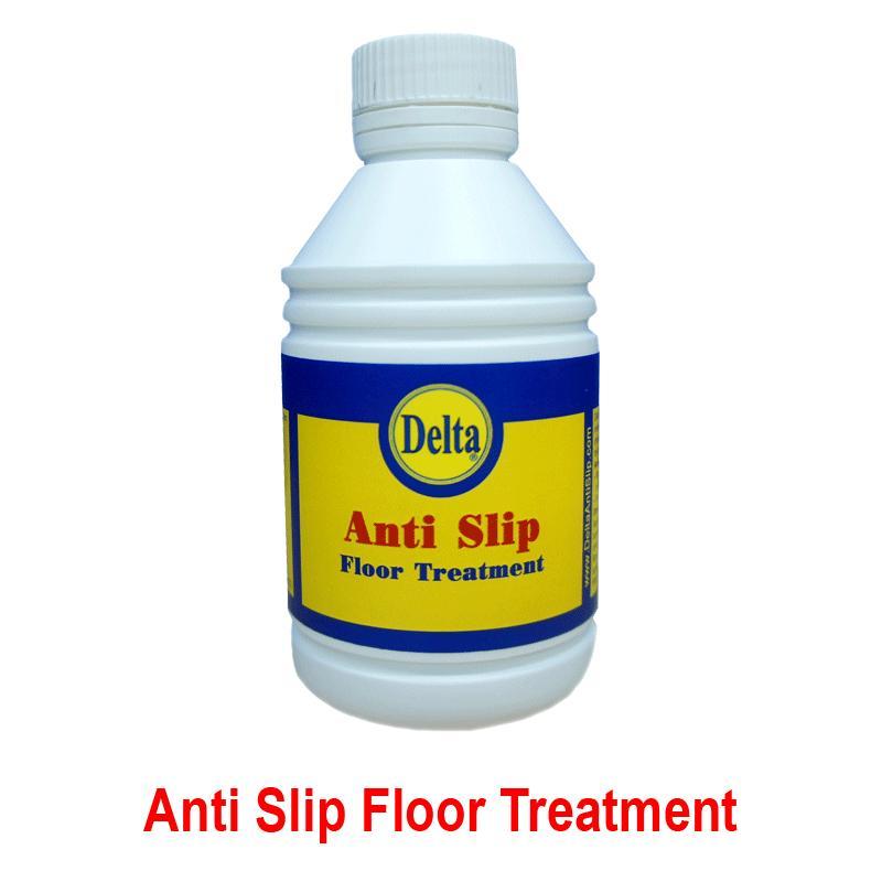 Delta Anti Slip Floor Treatment. Solution for slippery floor bathroom / toilet / kitchen. Non slip floor. Anti skid. Prevent slip and fall accident