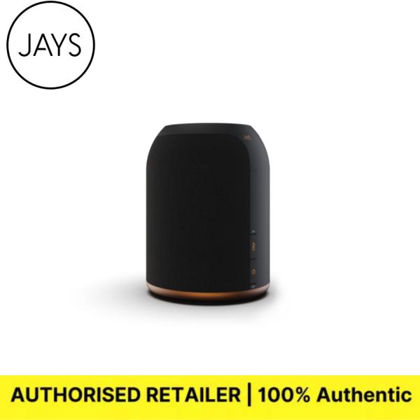 (Ready stocks, local warranty) Jays s-Living One JAYS Multiroom Bluetooth Speaker System – s-Living One Black Wifi Speaker for Music, TV and Stream Singapore