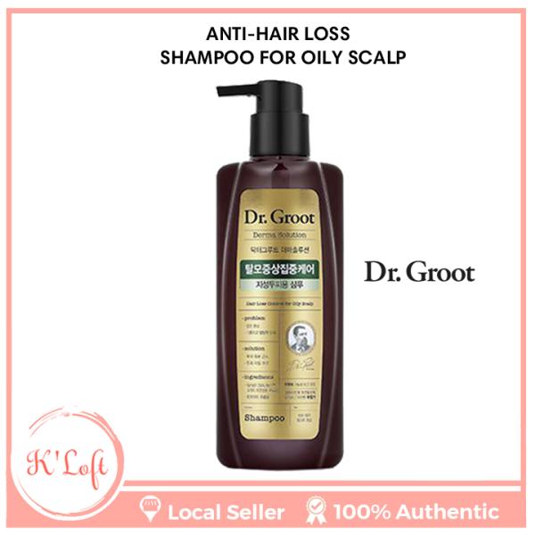 Buy LG Dr Groot Anti-Hair Loss Shampoo for Oily Scalp 400ml, Made in Korea, K-Beauty, Local SG Seller, Ready Stock - Kloft Singapore