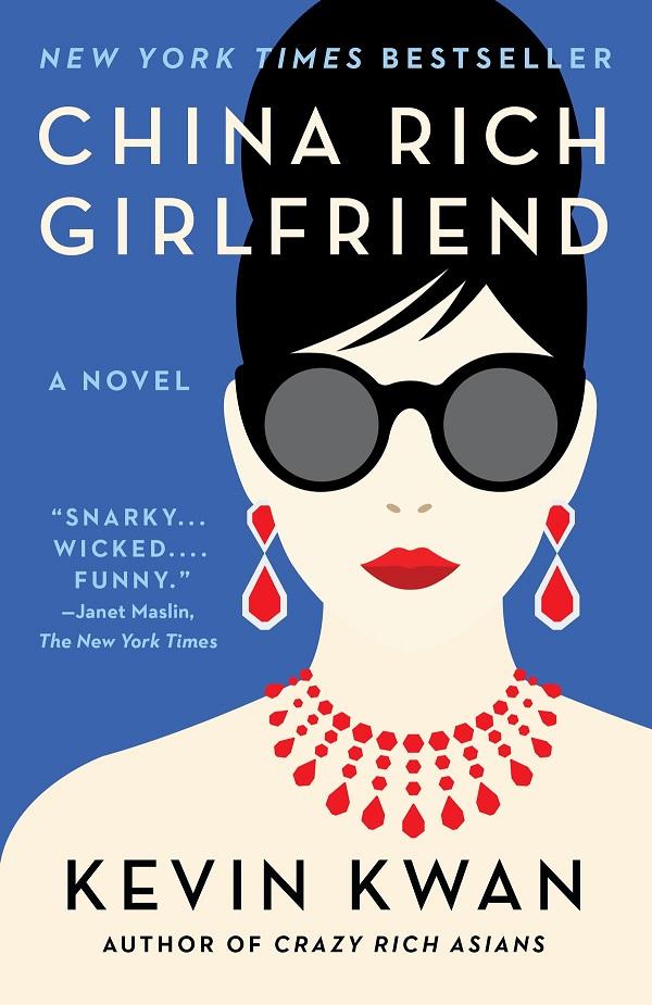 China Rich Girlfriend / English Fiction Books / (9781101973394).
