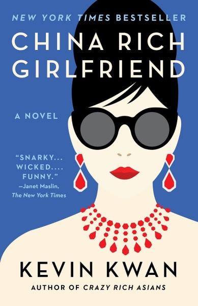 China Rich Girlfriend / English Fiction Books / (9781101973394)